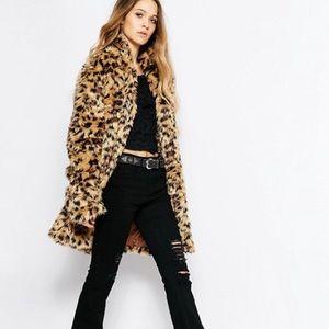 Raga Leopard Coat